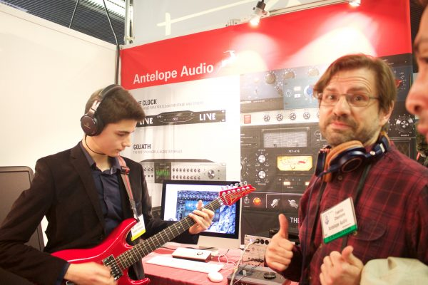 Antelope Audio New Guitar Effects