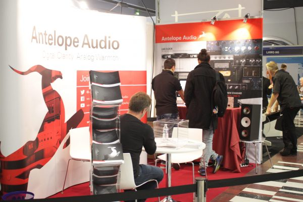 Antelope Audio Introduces Hardware Based Effects at AES Paris 2016