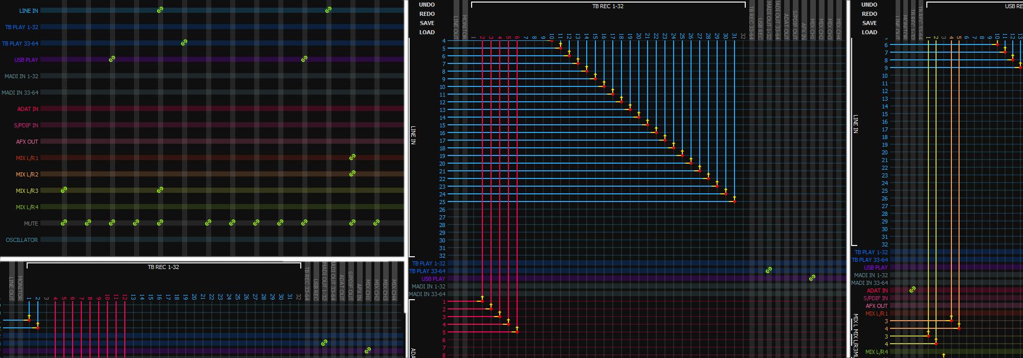 New Antelope Audio Routing Matrix