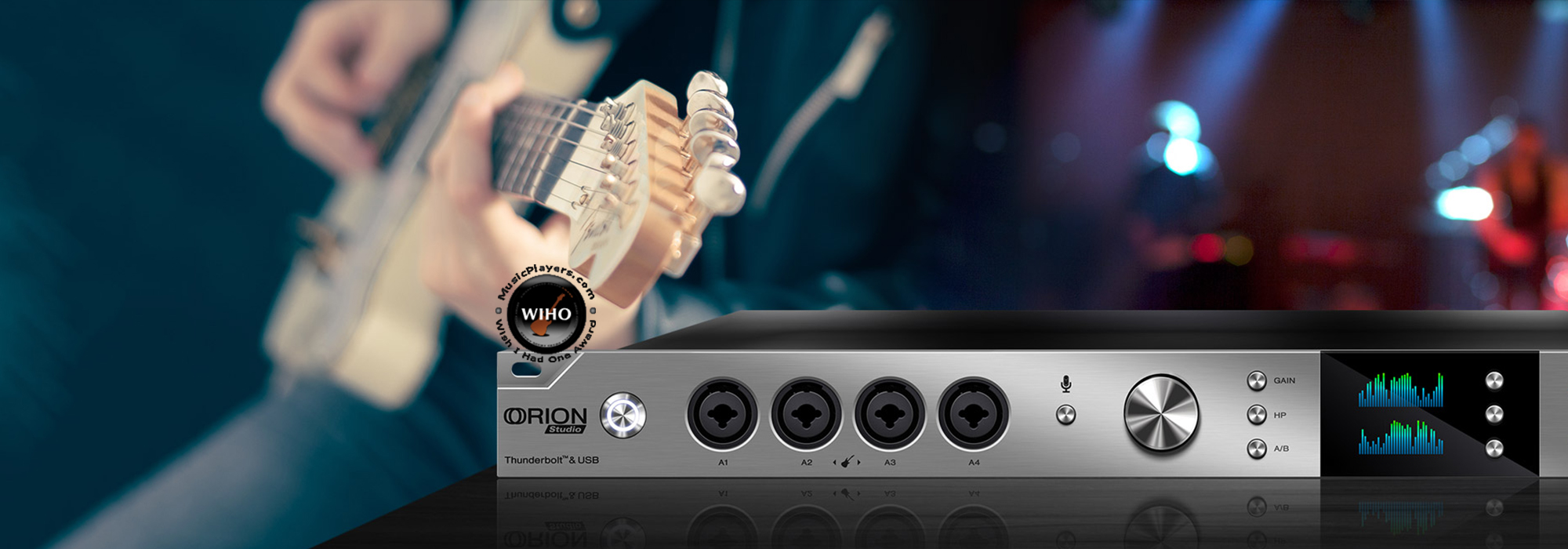 Orion Studio with top Sound & Features according to MusicPlayers