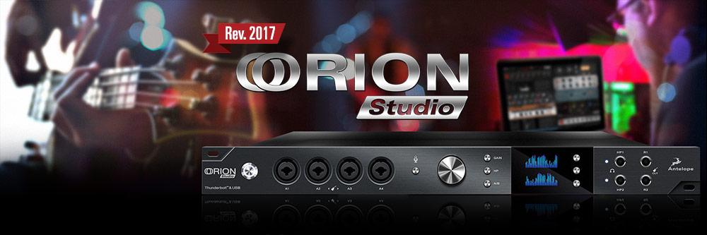 Orion Studio Rev2017