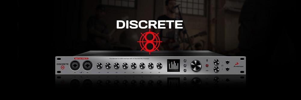 featured discrete 8