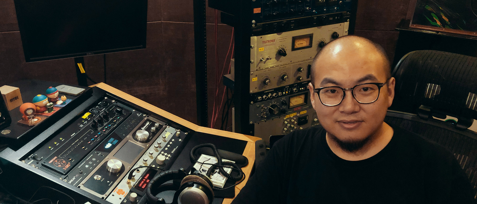 "Big J on Orion32 HD – ""It's one of the most important pieces of gear in my mixing chain"""