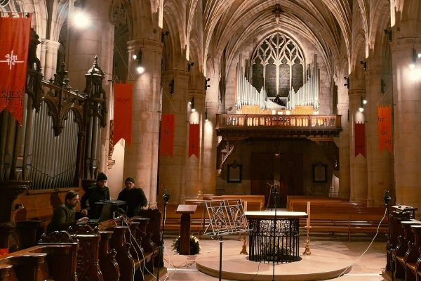 03 01 2019 The beautiful 16th century Montmorency Saint Martin church