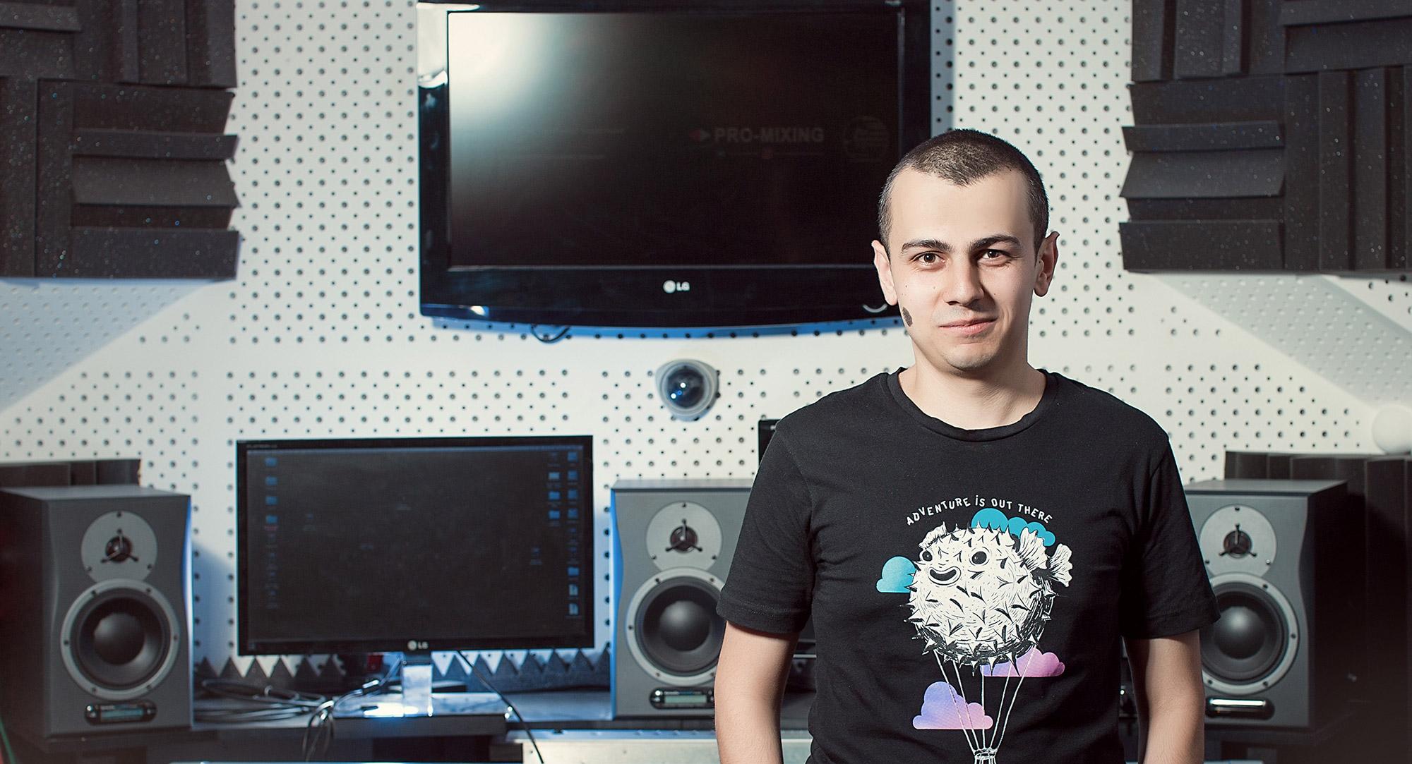 Aram Kirakosyan on Using Antelope Audio
