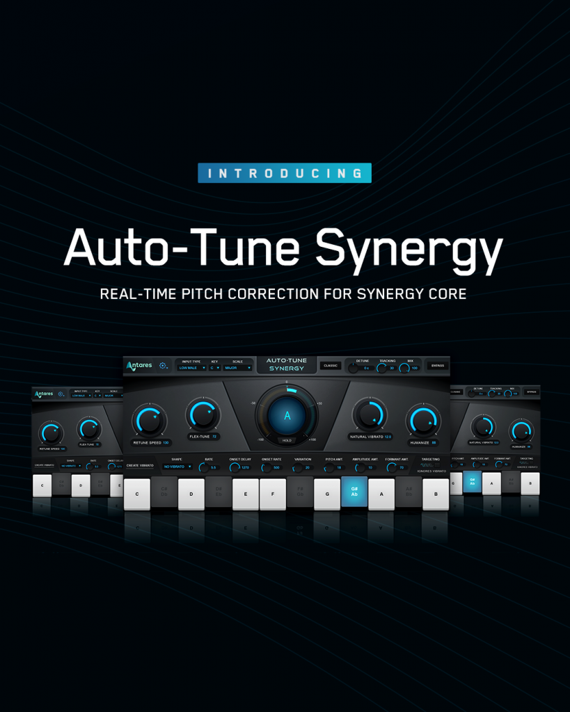 Introducing Auto-Tune Synergy