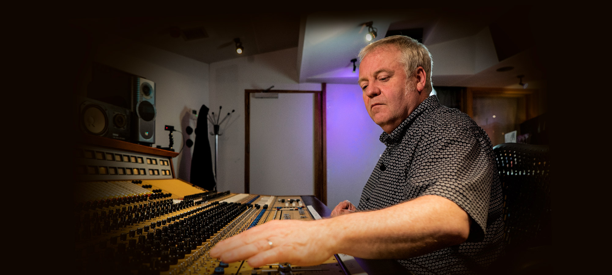 Antelope Audio Works the Neve Room at Strongroom Studios