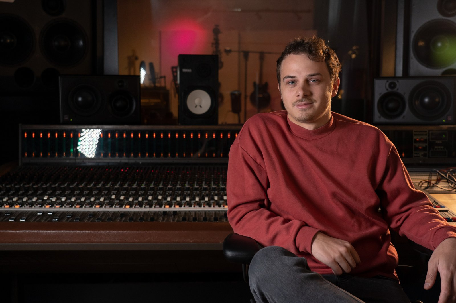 Producer and Engineer Riccardo 'Ricky' Damian Has Antelope at the Heart of Everything