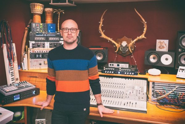 Producer Tom Fuller header