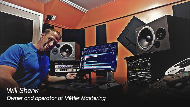 Will Shenk - Metier Mastering