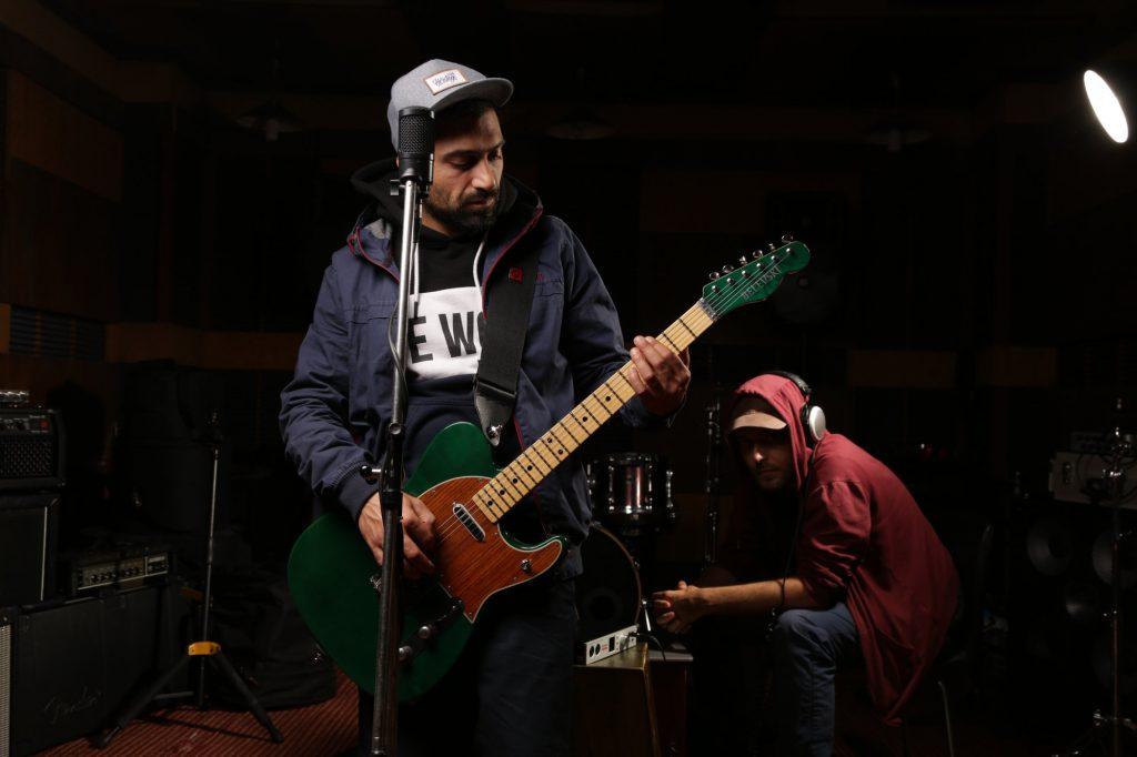 Edge Solo Recording Vocals - The Science