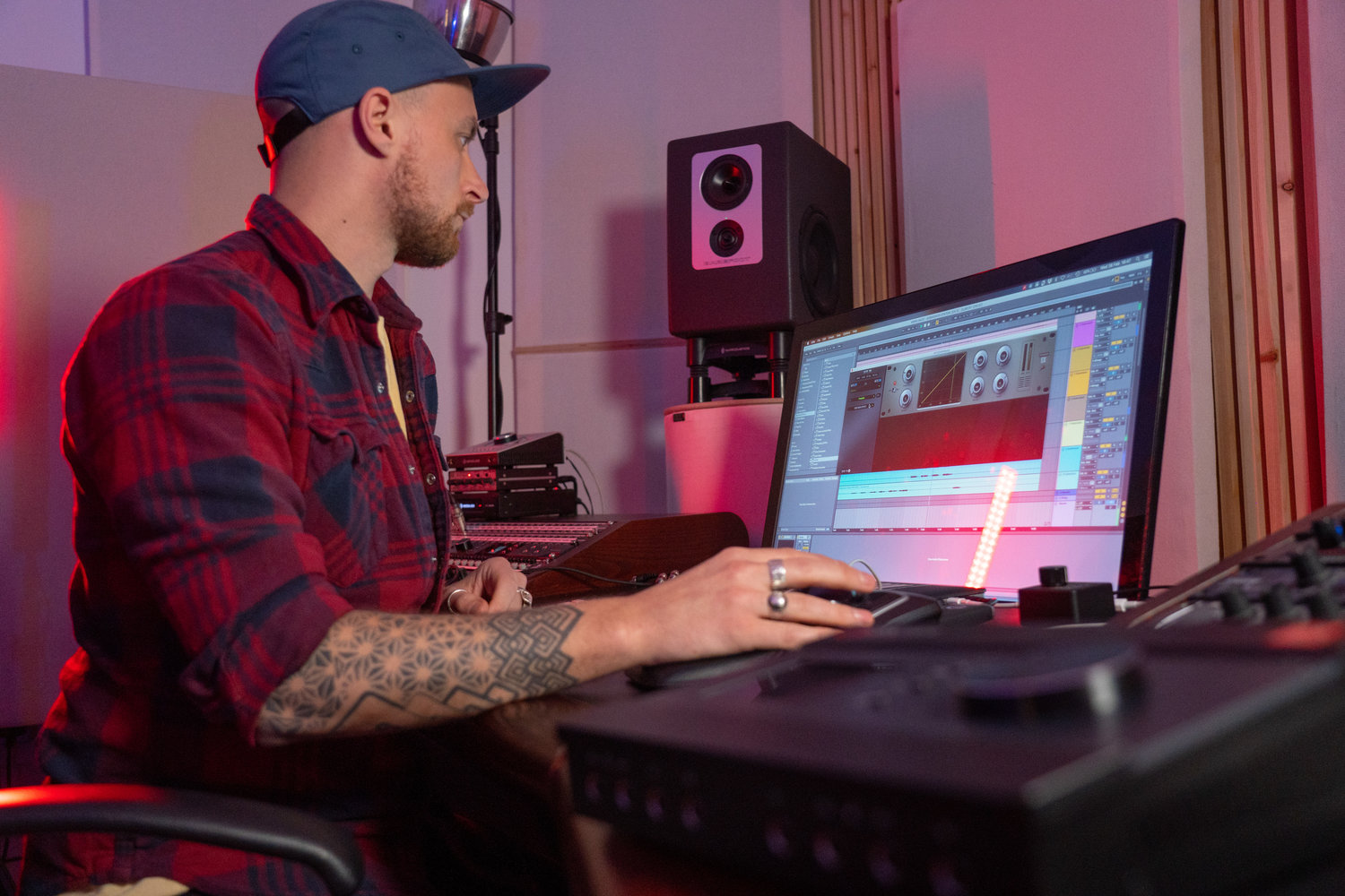 Zen Tour Synergy Core – Features and Workflow with Producer DannyTrachtenberg