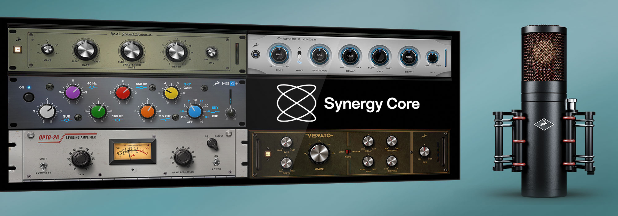 Edge Go Joins the Synergy Core Line-up with the Added Fire Power of 5 New Vocal Effects
