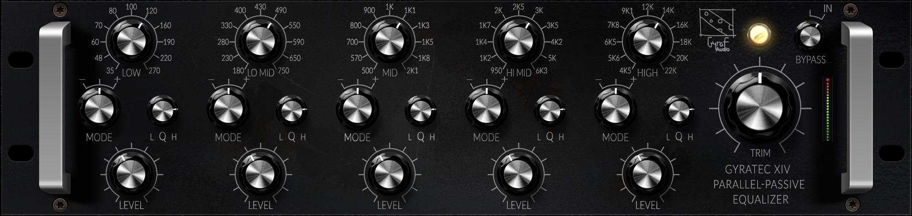 Gyraf Audio Gyratec XIV